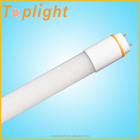 2015 new led red tube com t8 18w PC beam angel 270 1800lm Instant 100% light with two-year warranty CE 8tube8 Japanese