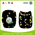 ALVA One Size Fits All Sleepy Cloth Diapers Lovely Baby Diaper Wholesale China