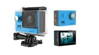 Full hd 1080p extreme sports action video camera 4k action camera with remote control wifi