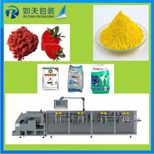 Factory automatic Liquid Detergent Doypack Spout Pouch Filling Packing Machine/Jelly/Milk Pouch Capping Machine