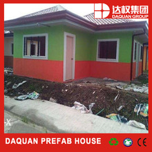 prefabricated steel structure building/house plans house prefabricated/villa