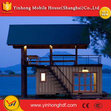 Yinhong Prefabricated Container House Kit For Fast Assembly