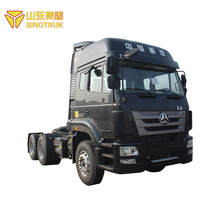 2018 Top factory New Style China HOHAN electric tractor head truck price