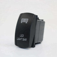 Auto car marine 12V 20A On/Off SPST LED Light Rocker <strong>Switch</strong>