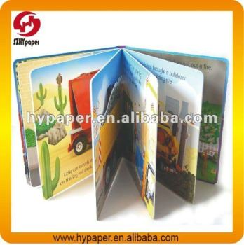 Printing hardcover photo book