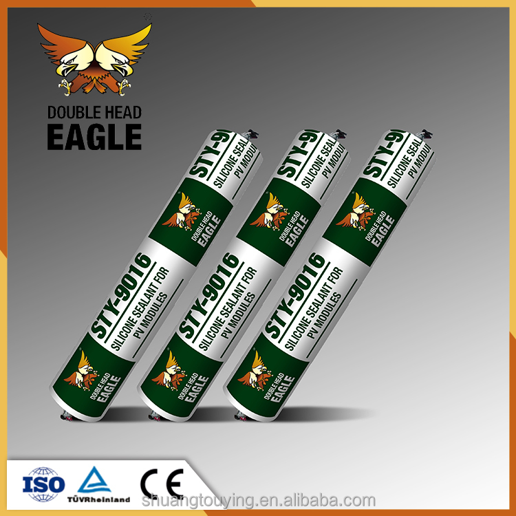 Single Component Fast Cure Silicone Sealant For Solar Panels
