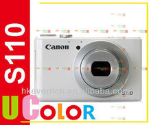 Canon PowerShot S110 12.1MP Digital Camera White