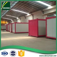 DESUMAN china gold supplier beauty appearance Artistic 40ft new container home for sale