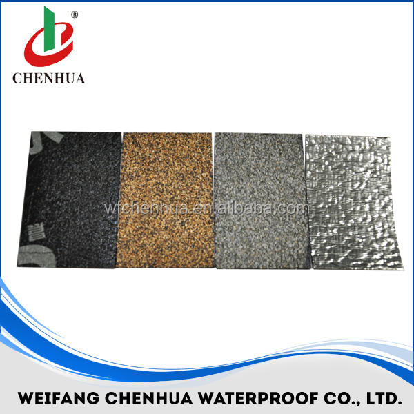 SBS or APP bitumen roofing felts building construction materials