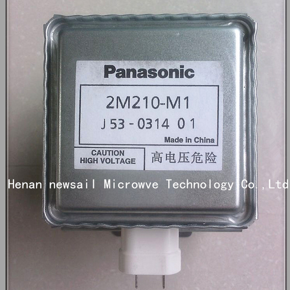 in stock air cooling type panasonic 2m210-m1 magnetron for microwave oven parts