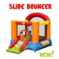 Happy Hop Inflatable Bouncer-9004B Slide Bouncer