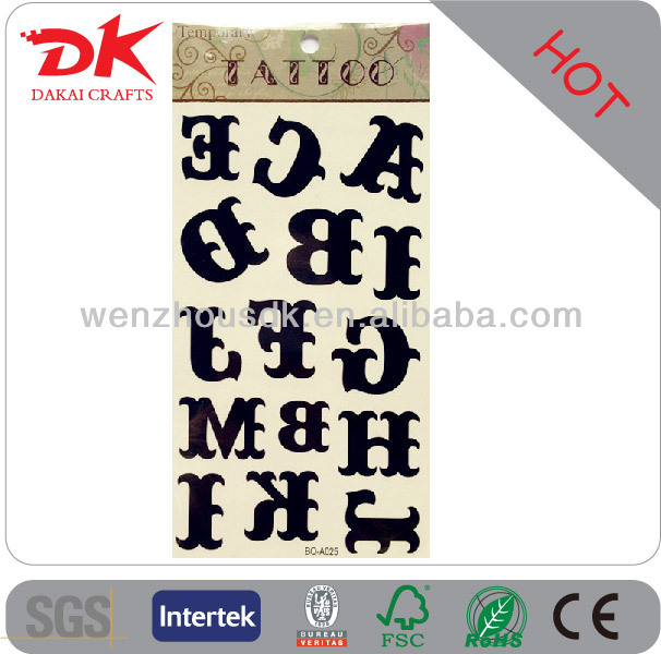 Temporary,water transfer, temporary, disposable Feature and Tattoo Sticker,Offset printing Type butterfly tattoos