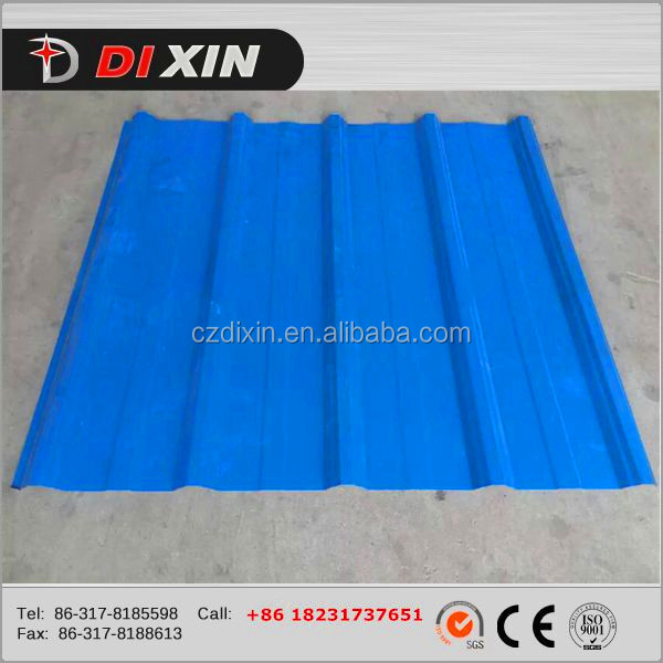 2015 snapping up! Corrugated Iron Roof Sheet Roll Forming Machine