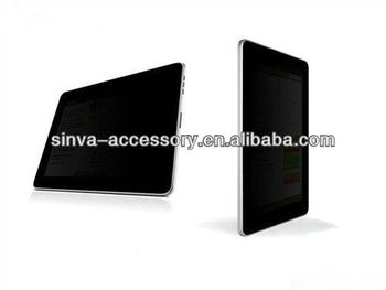 Privacy Screen Protector For Samsong galaxy tablet