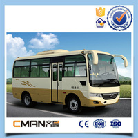 China bus factory supplying 11-16 seats mini school bus for sale