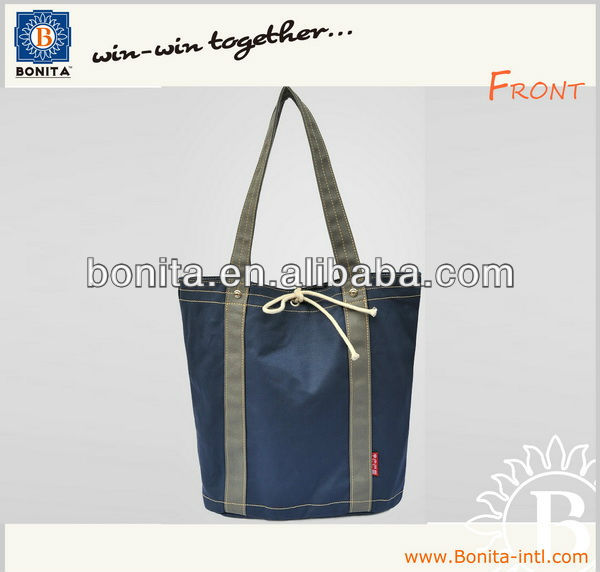 Promotional canvas tote bag, new design shopping tote bag, hand bag