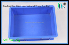 Practical reliable Quality non stackable plastict turnover box