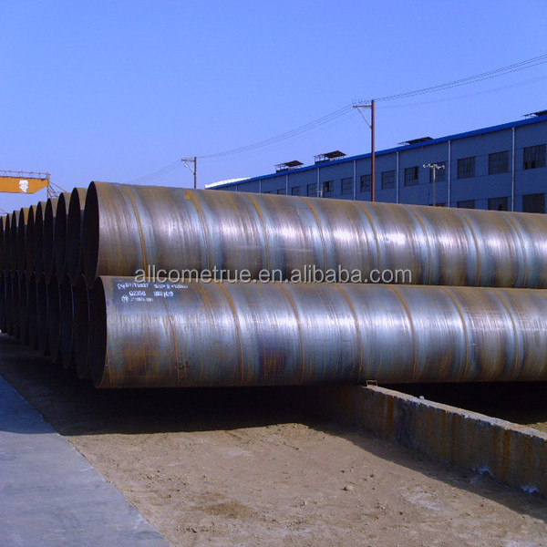 b52 DIN EN API 5L SSAW/HSAW/ERW High tensile strength steel pipe and tube for Oil and gas