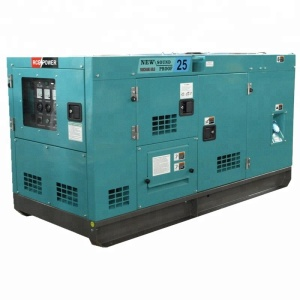 Denyo type 25kva diesel generator prices for Malaysia market