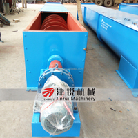 Coal and Cement Used Transportation Screw Auger Conveyor