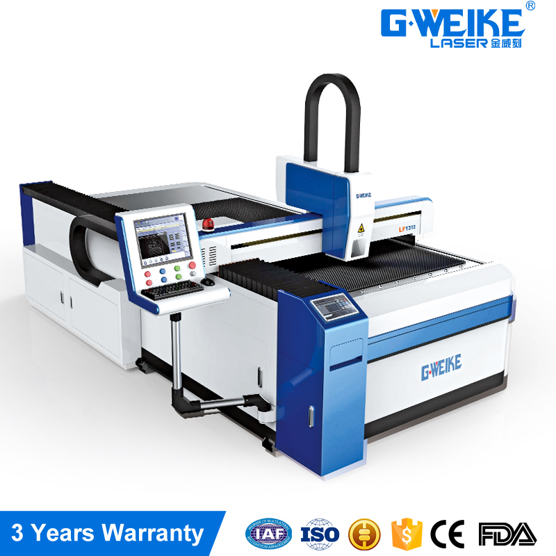 hot sale g.weike silver gold jewelry flatbed cnc laser cutting machine