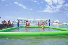 water sport inflatable aqua volleyball court (Immanuel)