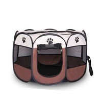 Portable High Quality Folding pet carrier