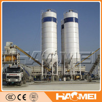 zhengzhou haomei plant concrete batching and feeders