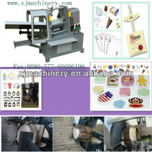 bowl cover cutting machine