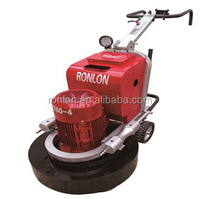 K804 Four heads save 40% time concrete floor grinder grinding machines
