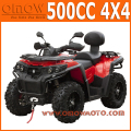 2017 Euro 4 T3 EEC Road Legal 500cc ATV 4x4