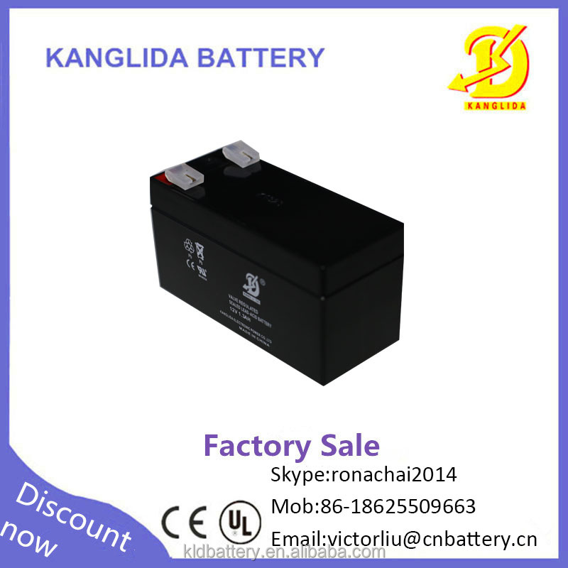 Small 12 volt battery gel dry batteries 12v 1.3ah online shopping