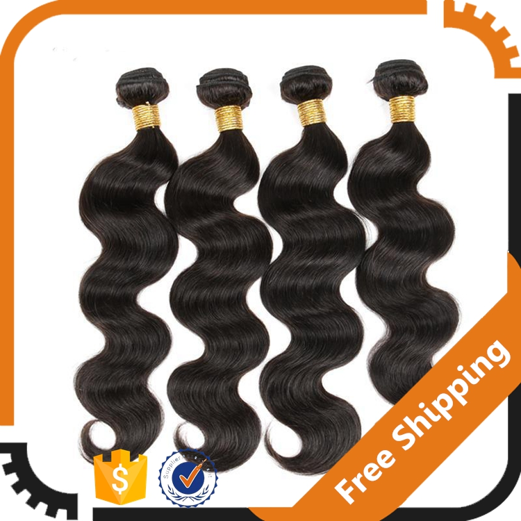 Very low price virgin human hair russian federation for white women