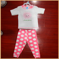 Penguins Baby Girl fashion kids clothing set baby clothes hong kong