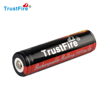 Professional battery manufacturer TrustFire 3.7v ICR 18650 rechargeable Li-ion battery cell