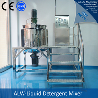 Chemical Machine Equipment Liquid Detergent Making
