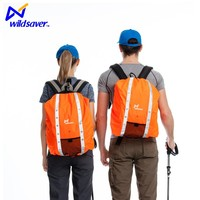school camping hiking rain dry bag backpack cover china wholesale