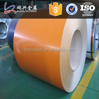 Construction Use PE Paint Secondary PPGI Coils