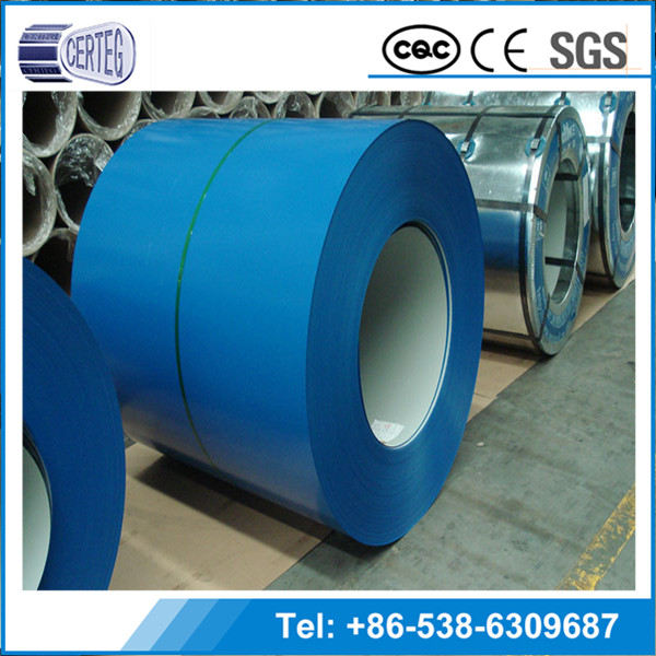 Best Quality China Supplier Galvanized steel sheet in coil