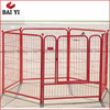 Best Cheap Chain Link Dog Kennels/Indoor Dog Kennels/Dog Kennel Removable(Direct Factory, Square Tube dog cage)