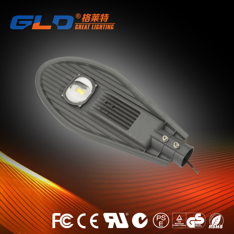 Alloy Lamp Body Material 60W LED Street Light Nikon LED Street Light