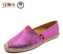 Wholesale most fashion china brand casual shoes slip on espadrille canvas shoes