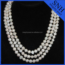 freshwater real pearl necklace price