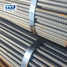 china best price astm a615 grade 40 grade 60 reinforcing deformed steel bar, rebar, iron rods