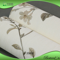 Model 35601 XuanMei Deep Embossed Small Flower Home Deco Wallpaper