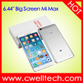xiaomi mi max 4850mAh Big Battery Metal body Infrared Remote Controller Function 6.5 inch big screen mobile phone