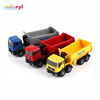 Hot selling 1 50 scale diecast truck model mini dump truck toy for sale