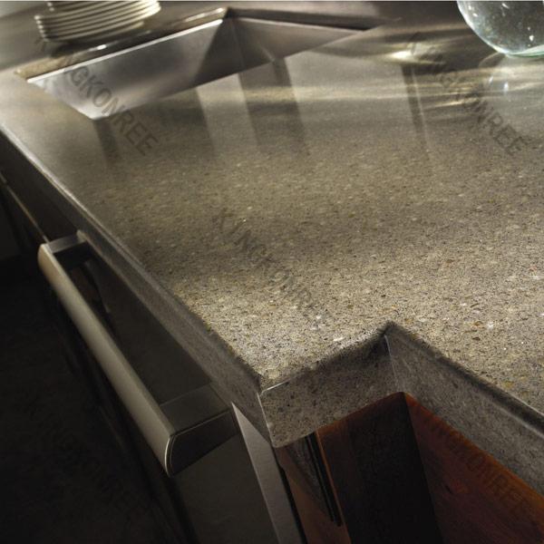 Artificial Granite Kitchen Countertop / Imitation Granite Countertop