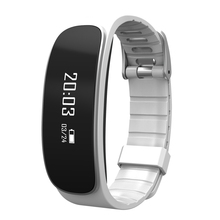 H29 OLED wireless sleeping monitor smart pedometer smart watch band support swimming health smart sport fitness tracker