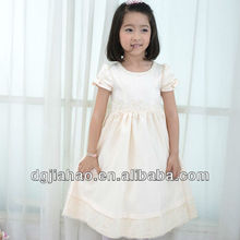 HOT!!! 2013 fashion white pageant puffy beaded lace trimming zuhair murad wedding dresses for kids